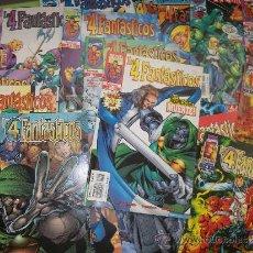 Cómics: LOTE 20 COMICS - LOS 4 FANTASTICOS - MARVEL - FORUM - #3, #5 A #7, #10, #13 A #21, #24 A #27, #29, #. Lote 37412607