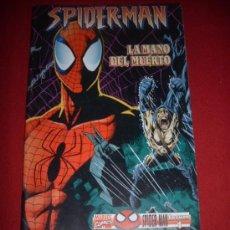 Cómics: FORUM SPIDERMAN - LA MANO DEL MUERTO NUMERO 1. Lote 37430961