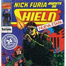 Cómics: COMICS (MARVEL COMICS FORUN) NICK FURIA Nº1. Lote 37431179