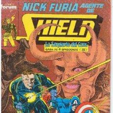 Cómics: COMICS (MARVEL COMICS FORUN) NICK FURIA Nº10. Lote 37431198
