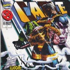 Cómics: CABLE 24 NUMEROS. 1 AL 11, 14 AL 24, 27 Y 42.. Lote 37454787