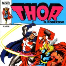 Cómics: THOR VOL.1 # 20 (FORUM,1984). Lote 37480289