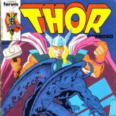 Cómics: THOR VOL.1 # 4 (FORUM,1983). Lote 37480620
