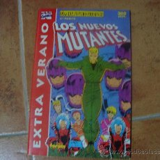 Cómics: LOS NUEVOS MUTANTES EXTRA VERANO 1991. Lote 37487379