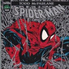 Cómics: SPIDERMAN. TODD MCFARLANE. 11 TOMOS DE 12. COLECCIÓN CASI COMPLETA. Lote 128349698