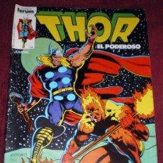 Cómics: COMICS FORUM THOR-TODOPODEROSO-GABRIEL EL ANGEL HERALDO-V 1 Nº 3 DE MARVEL COMICS GROUP 1983 NUEVO. Lote 37641045