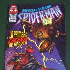 Cómics: ESPECIAL VERANO SPIDERMAN 97: LA PRIMERA CACERIA DE KRAVEN ( MARVEL , FORUM ). Lote 132437610