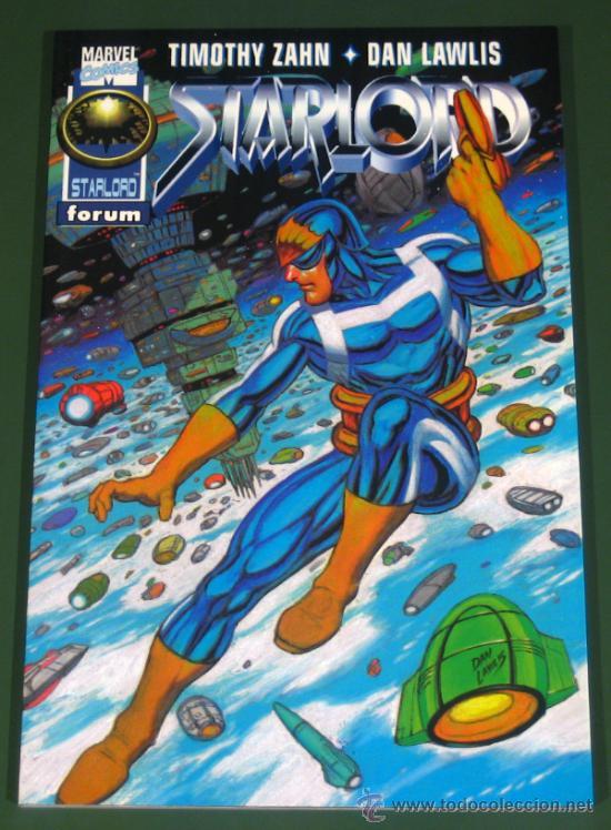 STARLORD ( MARVEL , FORUM ) (Tebeos y Comics - Forum - Otros Forum)