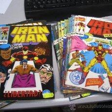 Cómics: IRON MAN VOL. 2 ¡ LOTE 12 NUMEROS ! POSIBILIDAD NUMEROS SUELTOS. Lote 37806026