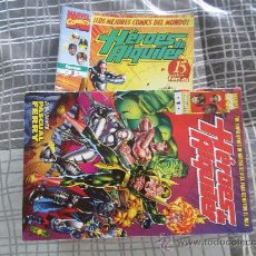 Cómics: HEROES DE ALQUILER DEL 1 AL 16. Lote 37827638