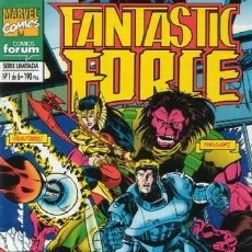 Comics - FANTASTIC FORCE COLECCION COMPLETA DE 6 NUMEROS - 37836388
