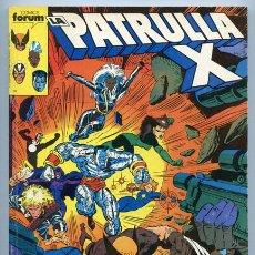 Cómics: LA PATRULLA-X - RETAPADO - NºS 87-88-89-90-91 - COMICS FORUM - 1990. Lote 37839354