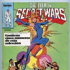 Comics - SECRET WARS - RETAPADO - NºS 26-27-28-29-30 - COMICS FORUM - 1987 - 37845140