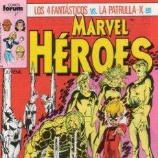 Cómics: MARVEL HEROES Nº14. Lote 37850157