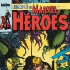 Cómics: MARVEL HEROES Nº17. Lote 37850171