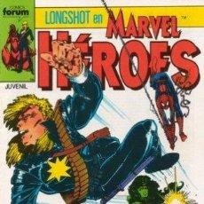 Cómics: MARVEL HEROES Nº18. Lote 37850177