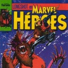 Cómics: MARVEL HEROES Nº19. Lote 37850186