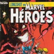 Cómics: MARVEL HEROES Nº20. Lote 37850192