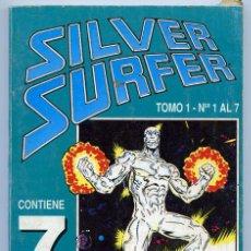Cómics: SILVER SURFER - TOMO 1 - NºS 1 AL 7 - COMICS FORUM - 1992. Lote 37853607