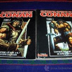 Cómics: RETAPADOS NºS 1 Y 2 DE LA ESPADA SALVAJE DE CONAN VOLUMEN II 2. NºS 1 AL 7. MUY DIFÍCILES!!!!!!!!. Lote 85160460