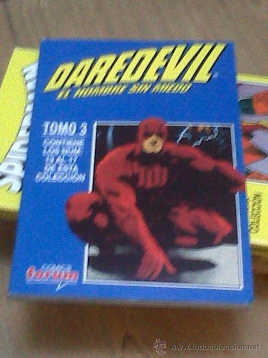 Cómics: DAREDEVIL TOMO 1 AL 4 FORUM COMPLETA COMO NUEVO - 344 vol1 a 365 vol1 USA - FORUM vol2 BIS - Foto 3 - 37890681