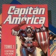 Cómics: CAPITAN AMERICA HEROES RETURN TOMO 1 VOL4 NUMEROS 1 AL 5 COMO NUEVO. Lote 37911502