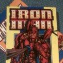 Cómics: IRON MAN HEROE REBORN - TOMOS 1 Y 2 NUMEROS 1 AL 12 COMO NUEVOS. Lote 37896145
