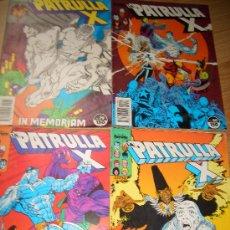 Cómics: LOTE PATRULLA X #41, 79-81 (FORUM, 1989). Lote 37989479
