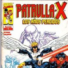 Cómics: PATRULLA-X. LOS AÑOS PERDIDOS. 21 NUMEROS DE 22. CASI COMPLETA. FALTA EL 21.. Lote 38008797