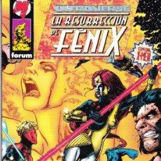 Cómics: LA RESURRECCION DE FENIX. ULTRAVERSE - X-MEN. DOS TOMOS. COMPLETA. Lote 38037382