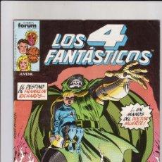 Comics : FORUM - 4 FANTASTICOS VOL.1 NUM. 77. Lote 38079172