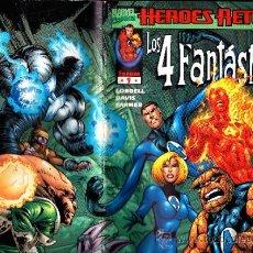 Cómics: LOS 4 FANTASTICOS. 26 NUMEROS DE LOS VOL. 3, 4 Y 5. CARLOS PACHECO, HEROES RETURN. Lote 38233769