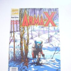 Cómics: ARMA X Nº 2 DE 5 BARRY WINDSOR SMITH LOBEZNO FORUM E10. Lote 38376096