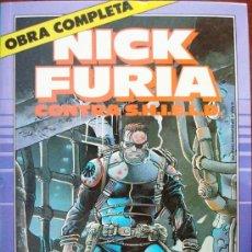 Cómics: NICK FURIA CONTRA S.H.I.E.L.D., COMPLETA, 1989. Lote 38402367