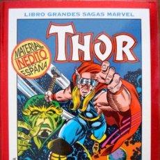 Cómics: THOR: LIBRO GRANDES SAGAS MARVEL, 1994. Lote 38402423