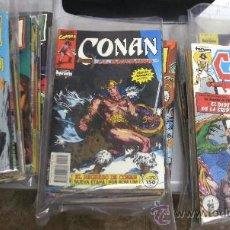 Cómics: CONAN EL BARBARO VOL. 1 - 1ª EDICION / COMPLETA MAS ESPECIALES / MARVEL - FORUM. Lote 111694811