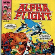 Fumetti: ALPAH FLIGHT Nº 1. Lote 38451483