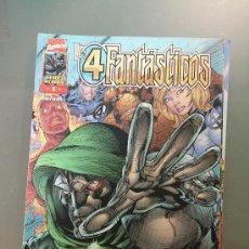 Comics: LOS 4 FANTASTICOS 5 VOLUMEN 2 HEROES REBORN FORUM. Lote 38484518