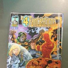 Comics: LOS 4 FANTASTICOS 6 VOLUMEN 2 HEROES REBORN FORUM. Lote 38484523