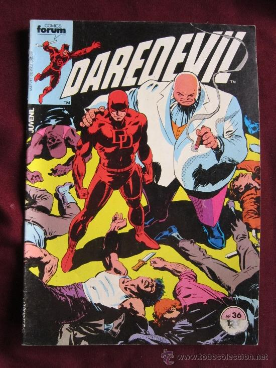 DAREDEVIL. DAN DEFENSOR Nº 36 VOL. 1. FORUM TEBENI (Tebeos y Comics - Forum - Daredevil)
