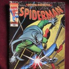 Cómics: SPIDERMAN JOHN ROMITA. Nº 40. FORUM. MARVEL CÓMICS EXCELSIOR. NUEVO. Lote 213809458