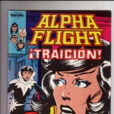 Cómics: FORUM - ALPHA FLIGHT VOL.1 NUM. 6. Lote 38519284