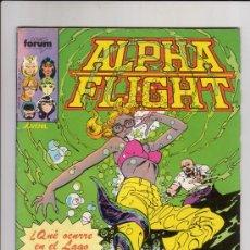 Cómics: FORUM - ALHA FLIGHT VOL.1 NUM. 11 ( CONTIENE EL POSTER DE BYRNE ). Lote 38519445