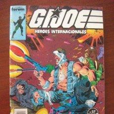Cómics: G.I.JOE HEROES INTERNACIONALES Nº 27 COMICS FORUM. Lote 38598702