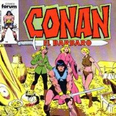 Cómics: CONAN VOL.1 # 52 (FORUM,1984) - JOHN BUSCEMA. Lote 38608416