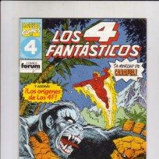 Cómics: FORUM - 4 FANTASTICOS VOL.1 NUM. 117. Lote 38617310