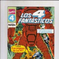 Cómics: FORUM - 4 FANTASTICOS VOL.1 NUM. 116. Lote 38617358