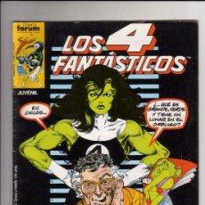 Cómics: FORUM - 4 FANTASTICOS VOL.1 NUM. 51. Lote 38617776