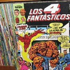 Cómics: 4 FANTÁSTICOS - FORUM - VOL.1 - COMPLETA - 134 NÚMEROS - MBE. Lote 38692206