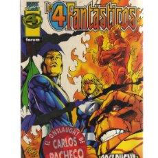 Cómics: ONSLAUGHT 4 FANTASTICOS: ESPECIAL 4F: DEFALCO Y PACHECO. Lote 38845644